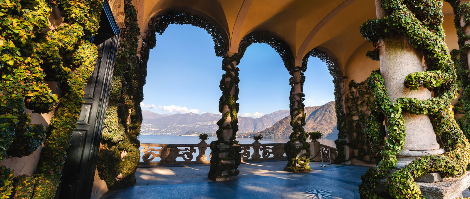 The Historic Villas on Lake Como and their Splendid Gardens