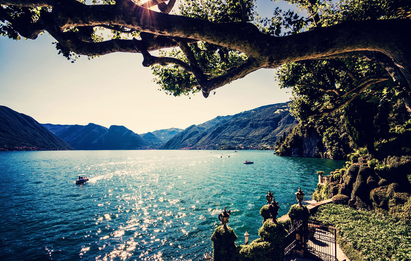 Lake Como Beaches: where can you to swim in Lake Como